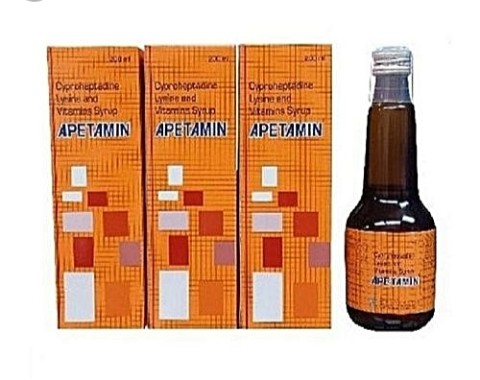 Apetamin Weight Gain Syrup: Do Users really grow in Weight?