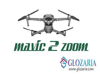 Review dan Spesifikasi Drone DJI Mavic 2 Zoom dengan Efek Dolly Zoom