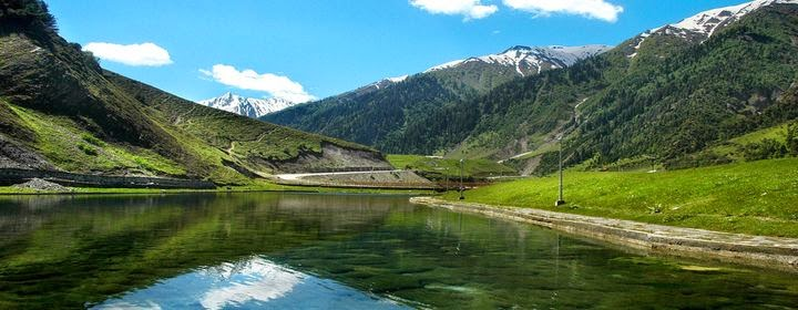 Sonamarg The land of Perennial Joy
