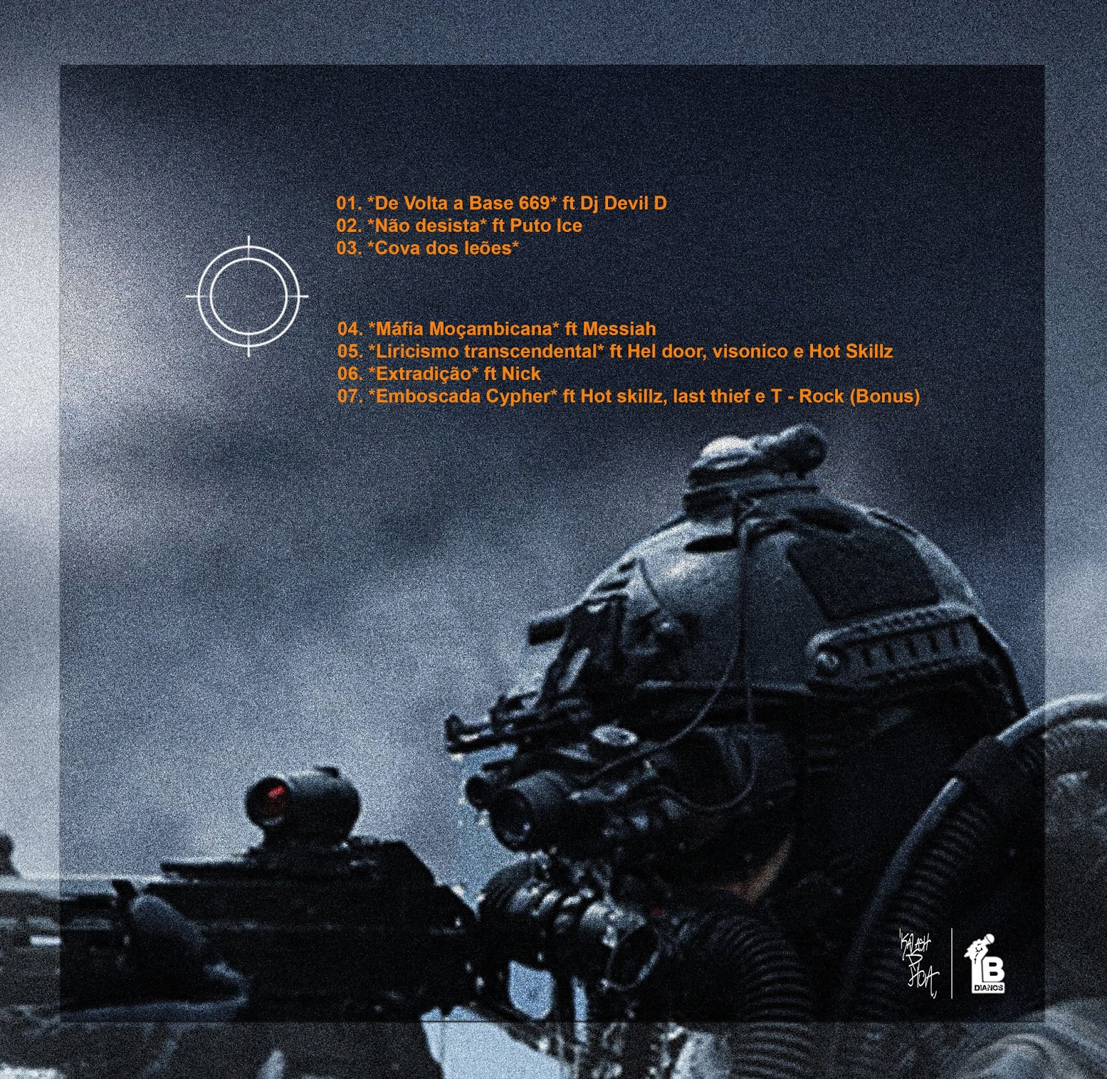 EP: Nero Vil e Old Mic - De Volta a Base 669