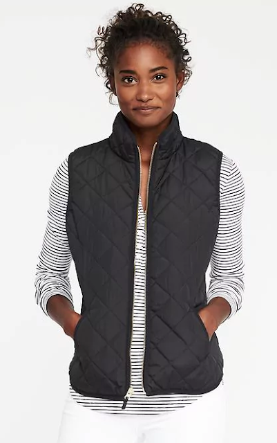 Old Navy: Vest Only $12 (reg $35)!