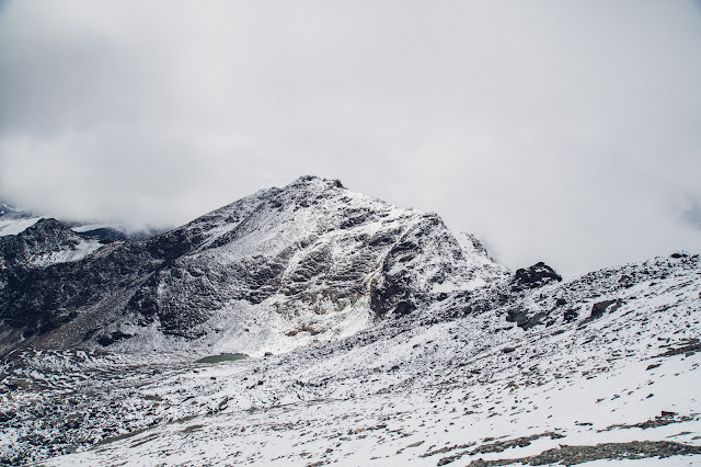 Plattenspitze – Punta delle Laste 3.422m  Bergtour-Martelltal  Wanderung-Martell  Wandern-Südtirol 11
