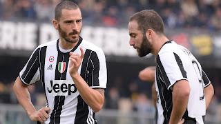 Bonucci Resmi Kembali ke Juventus