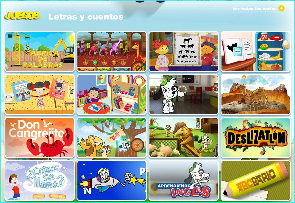 Colegio Crecer Purranque Juegos Educativos