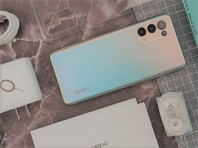 oppo-reno5-4g-box contents