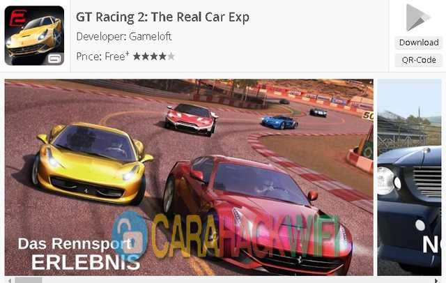 GT Racing 2 The Real Car Exp game android multiplayer