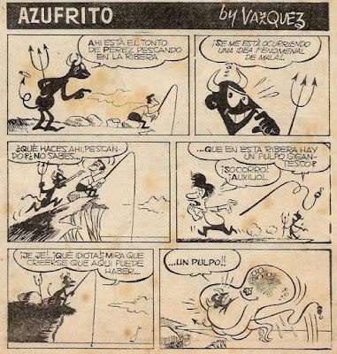 El DDT  contra las penas nº 5 (21 de Junio de 1951)
