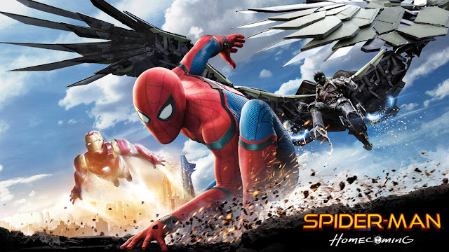 Spider-Man Homecoming 2017 Full Movie Download In Dual Audio Hindi - English