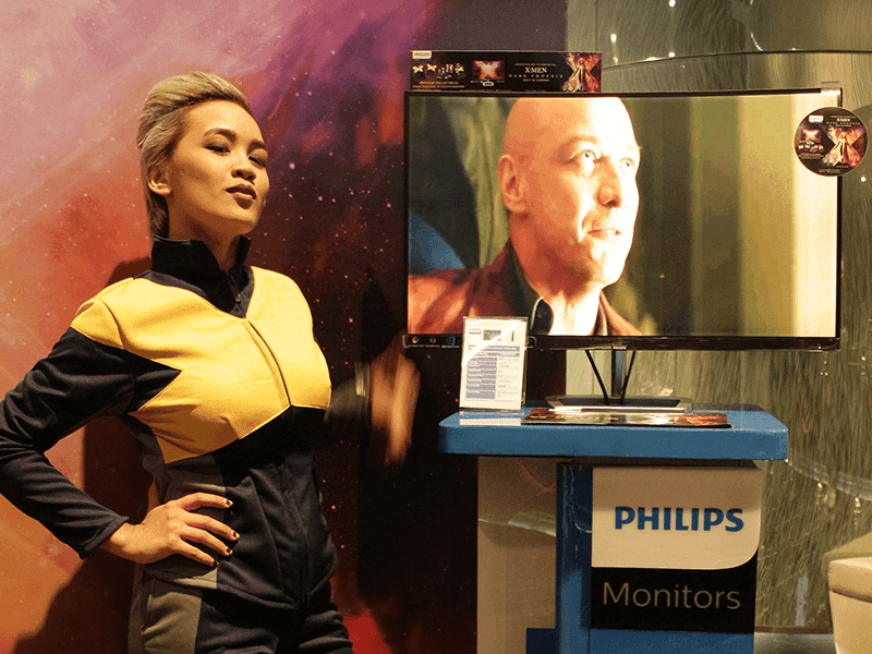 Philips announces X-Men: Dark Phoenix promo