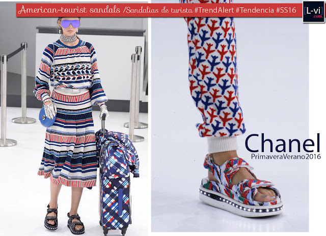 [SS16 Trends] Chanel shoes.  L-vi.com