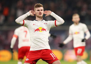 Manchester United joins the race to sign Liverpool target Timo Werner