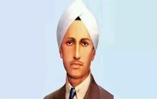 """Kartar Singh Sarabha was a revolutionary who was among the most famous and reputed martyrs of Punjab. He was 17 years old when he became a member of Ghadar Party, then came up as a leading luminary member and started fight for an independent India. He was one of the most active members of the movement.    """"1915 నవంబర్ ..అప్పుడే వస్తున్న నూనూగుమీసాలతో చాలా అమాయకంగా,ఎంతో తేజోవంతమైన ముఖంతో ఫిరోజ్ పూర్ కోర్టు బోనులో నిలబడివున్నాడో యువకుడు. చురుకైన చూపులతోనూ,పెదాలపై చక్కని చిరునవ్వుతో కనిపిస్తున్న ఆ యువకుడి వంక ఒకనిమిషం తదేకంగా చూసాడు జడ్జిగారు. గొంతుసవరించుకుంటూ  నీవు విప్లవకారులతో కలిసి కంటోన్మెంట్ పై బాంబులతో దాడికి పథకం రచించావా? అని అడిగాడు జడ్జి. అవును స్థిరంగా బదులిచ్చాడాయువకుడు. అతని సమాధానం విని ఆశ్చర్యపోయాడు జడ్జి. ఆ యువకుడికి శిక్షవేయాలంటే మనసురావడంలేదతనికి. చేసినది తప్పు అని క్షమాపణ అడుగు,శిక్షతగ్గించి వదిలేస్తానన్నాడాజడ్జి. చిన్నగా నవ్వాడాయువకుడు.నేను ఆంగ్లేయదోపిడీ మీద దాడి చేసాను.వారినే క్షమాపణ అడుగుతానా?? మీరు నాకు ఉరిశిక్షవేయండి.మళ్ళీ జన్మ అంటుా వుంటే మళ్ళీ ఇదేగడ్డమీదపుట్టి మళ్ళీ మీతో పోరాడాలని కోరుకుంటానన్నాడాయువకుడు. ఆ మాటలకు కోపంతో ఊగిపోయాడాజడ్జి..ఆ యువకుడికి ఉరిశిక్ష విధిస్తూ తీర్పుచెప్పి గబగబ లేసి వెళ్ళిపోయాడు.      1915 నవంబరు 17 ఆ యువకుడిని ఉరితీసేందుకు ఏర్పాట్లు జరుగుతున్నాయి. అతనిని చూడటానికి వచ్చాడు అతని తాత బదన్ సింగ్ . మనవడిని చూడగానే వలవలా ఏడ్చాడతను. ఏడుస్తున్న తాతను ఓదార్చుతూ..తాతా..ఎందుకు ఏడుస్తున్నావు?? నేనేమీ మీరు తలదించుకొనే పనిచేయలేదు. ఒక పోరాటవీరునిగా ఆత్మార్పణ చేస్తున్నాను..మీరు ఏడిస్తే నాకు ప్రాణం మీద తీపిరావచ్చు..బతకాలనే కోరికరావచ్చు.జడ్జిని క్షమాపణకోరవచ్చు..కోరమంటావా తాత అని అన్నాడు.అంతే టక్కన కన్నీళ్ళు తుడుచుకొని ,తన చేతులతో మనవుడి మొహాన్ని దగ్గర తీసుకొని నుదిటిన ముద్దు పెట్టుకొని,అక్కడ నుండి వడివడివెళ్ళిపోయాడా తాత.        ఇద్దరు సిపాయలు వచ్చి పెడరెక్కలు పట్టుకోబోగా..వారిని వారించి తనే నడుచుకుంటుా ఉరికొయ్య దగ్గరకు వచ్చి ..వందేమాతరం..వందేమాతరం నినాదాలిస్తుా...చిరునవ్వుతో ఉరితాడు మెడకు తగిలించుకొన్నాడు.వణుకుతున్న చేతులతో తలారి అతని కాళ్ళక్రిదవున్న చెక్కను తొలిగించడం..గిలగిలాకొట్టుకుంటూ అతను అనంతలోకాలకు వెళ్ళడం జరిగింది.        ఇంతకీ"""