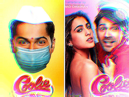 coolie no 1full movie download leaked by Tamilrockers