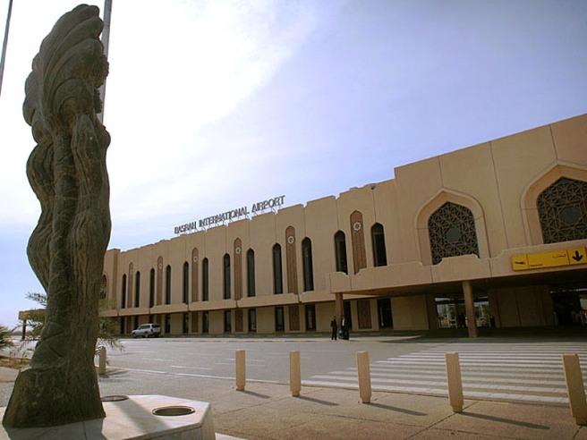 مطار البصرة الدولي Basra International Airport