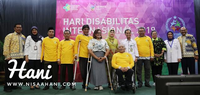 Bantu Disabilitas jadi SDM yang unggul