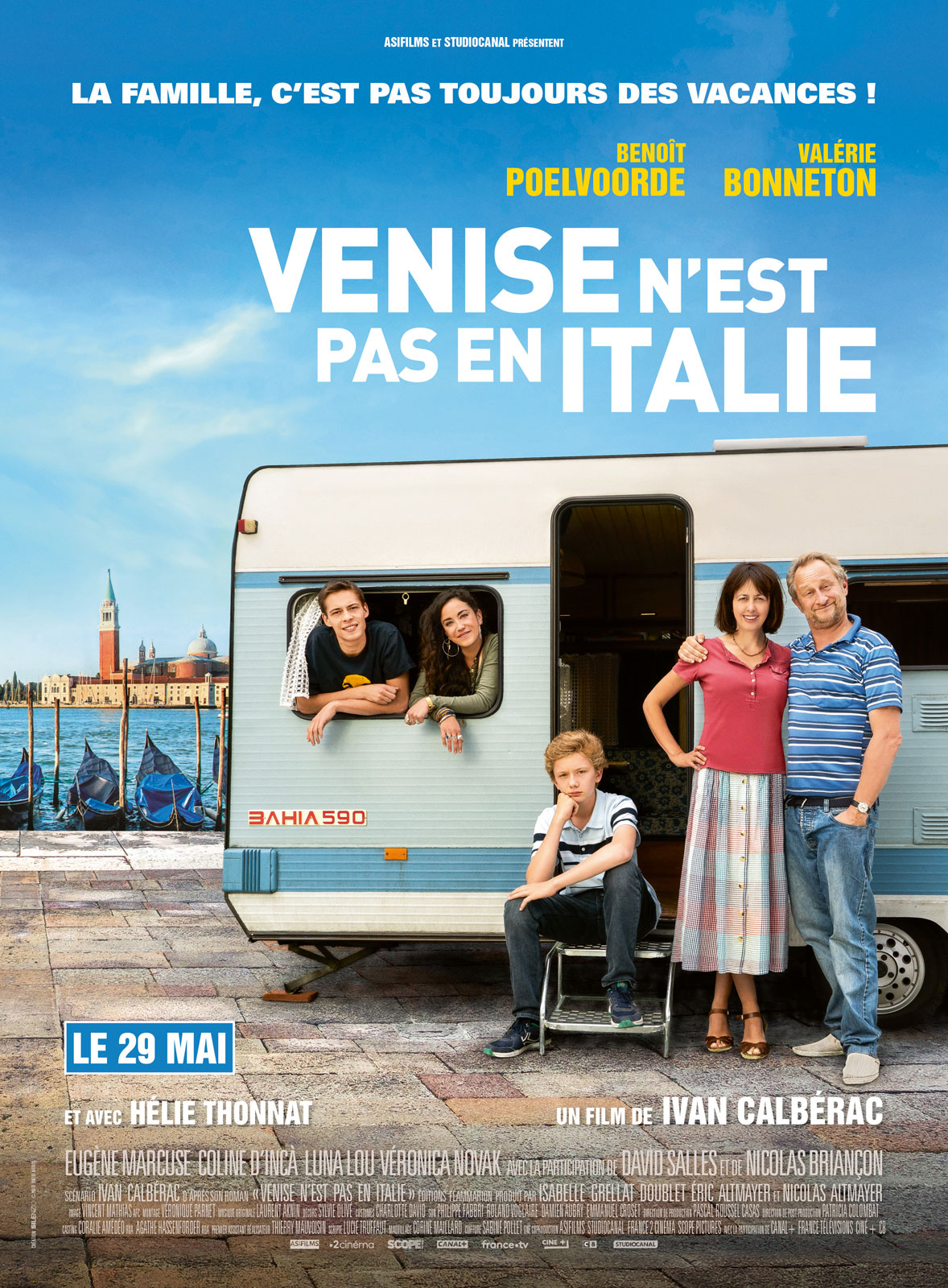 Cinemart Venise N Est Pas En Italie D Ivan Calberac 2019