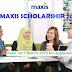 Mohon Biasiswa MAXIS 2019 kini dibuka bagi anda