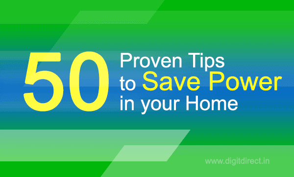 tips-to-save-power-in-home