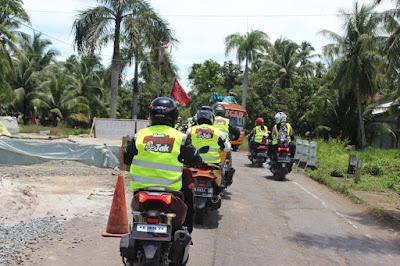 Astra Motor Kalimantan Bara  Gelar Edukasi  #Cari_Aman Di SMA N 1 Pontianak