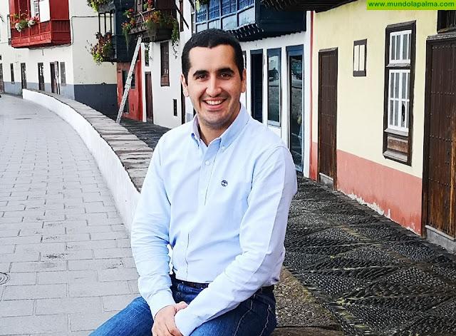 Borja Pérez será el candidato del PP al Senado