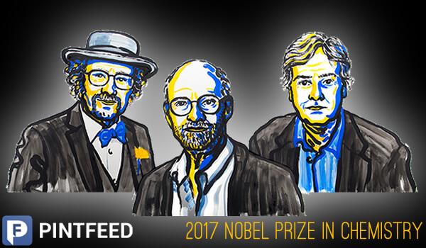 PintFeed | 2017 Nobel Prize in Chemistry