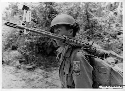 Súng máy M60 trong Chiến tranh Việt Nam