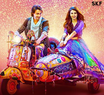 Loveratri Movie Trailer Out Now