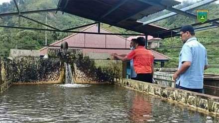 PDAM Kota Padang Panjang kunjungan ke Kabupaten Solok
