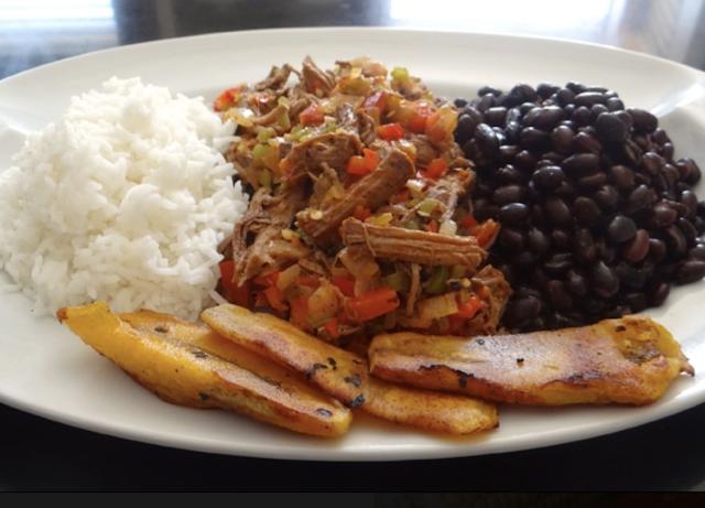 Venezuelan Dish