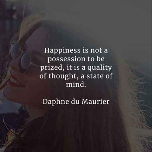 Happiness quotes and sayings that make life easier
