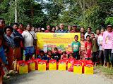 Kempen #AyamBersamaMu Menyokong Orang Asli dengan Makanan Berkhasiat Ayam Brand & JAKOA Bantu Komuniti di Empat Negeri