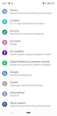 كيفية إيقاف تشغيل جميع المستشعرات في هاتفك الاندرويد بنقرة واحدة