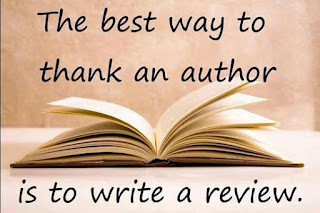 The best way to thank an author