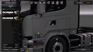 Mega mod for Scania V 6.5.5