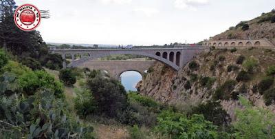 Saint Guilhem-le-Desert - Puente del diablo, Francia