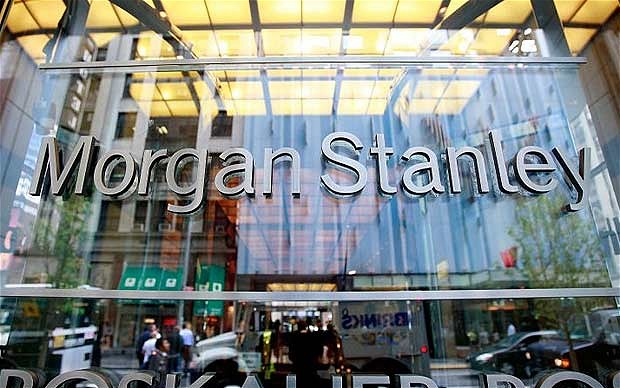 Brexit: Morgan Stanley 'to move' 2,000 London staff out of