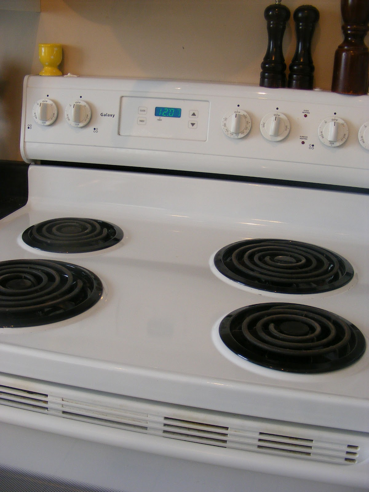 How To Clean Cooked On Gunk From A Stove Top The