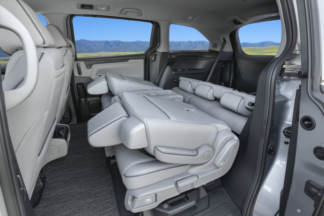 2022 Honda Odyssey Review