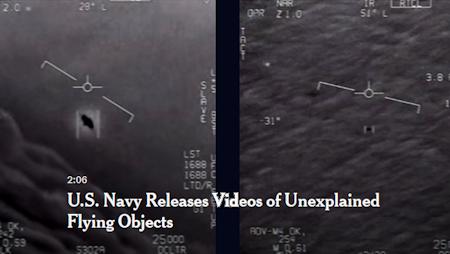 Pentagon's UFO Unit Will Make Some Findings Public