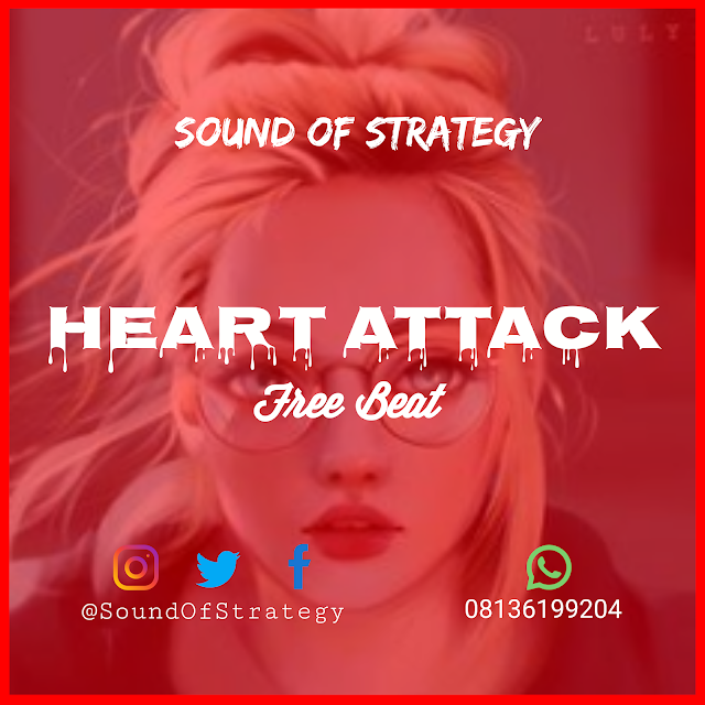 FREE BEAT: Sound of Strategy - Heart attack. mp3