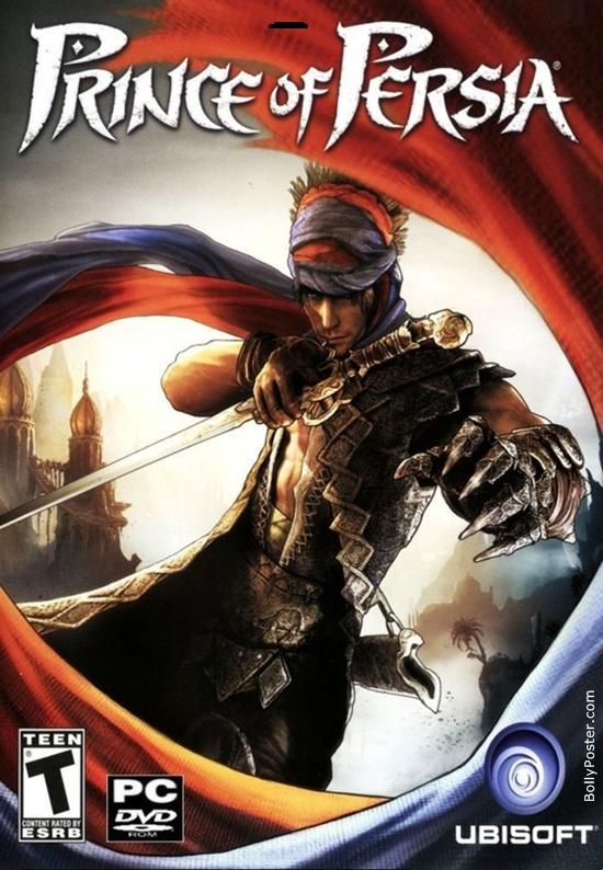 Prince Of Persia 2008 PC Game Highly Compressed