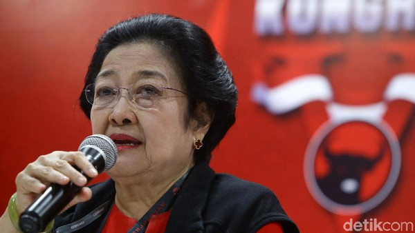 Video Megawati Selamati Partai Komunis China Diviralkan
