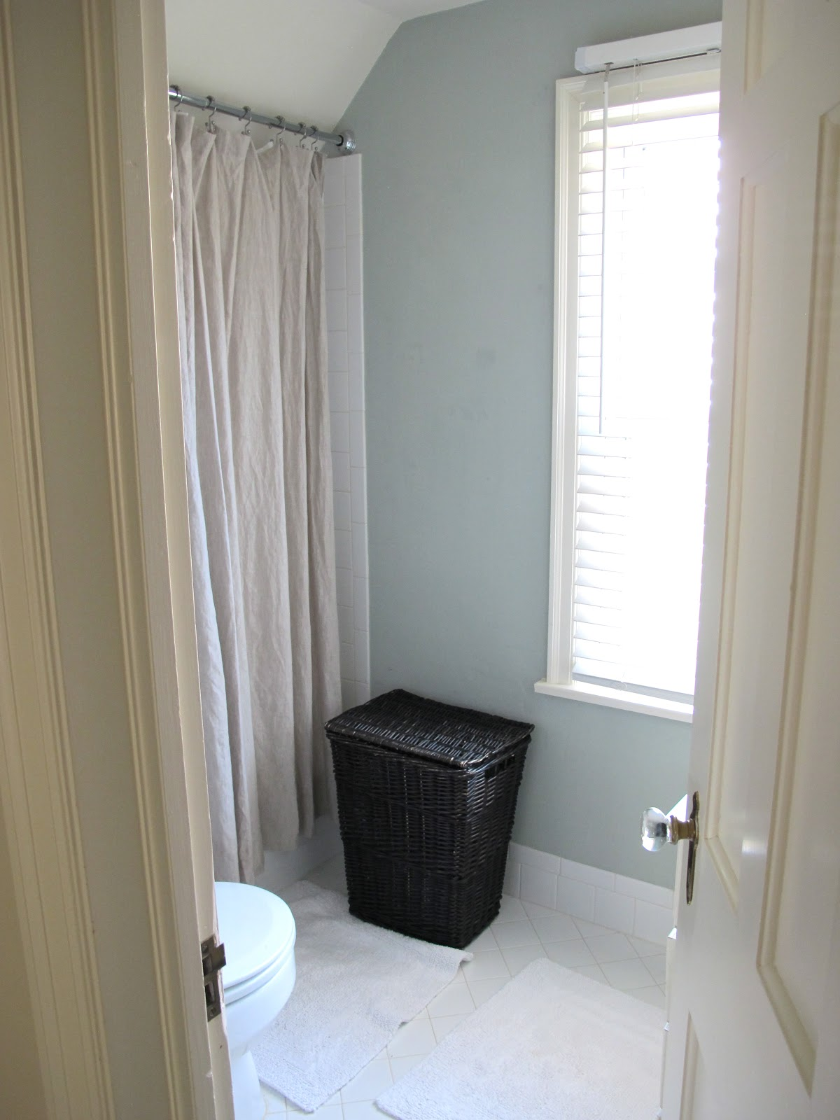 Jenny Steffens Hobick: DIY Bathroom Refresh | Painted ...