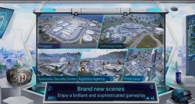 BGMI new Map