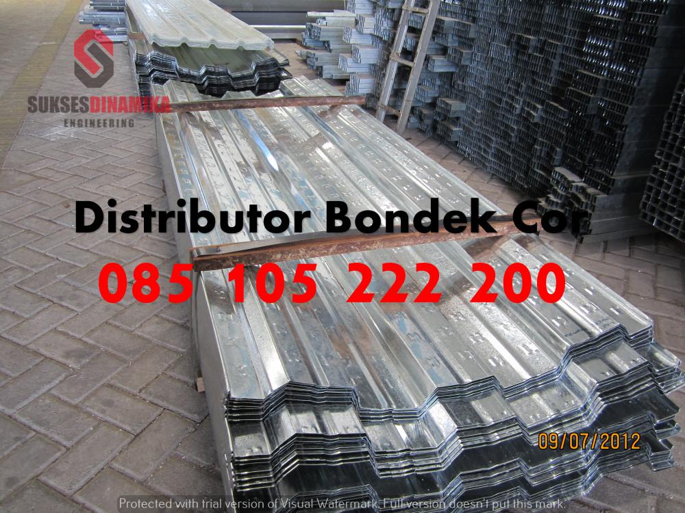 Harga Baja Ringan Buat Ngecor Floor Deck Per Meter 081-330-690-081 | Pagar Brc Murah