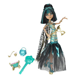 MH Ghouls Rule Cleo de Nile Doll