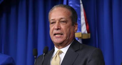 Reynaldo Pared  Pérez dijo que su gente lo ve como el sucesor del presidente Medina