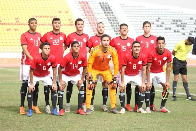 مشاهدة مباراة مصر والجزائر بث مباشر اليوم 23/06/2021 كاس العرب تحت 20 سنة