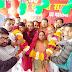 यादव महासभा के जिलाध्यक्ष का कार्यकर्ताओं ने किया स्वागत