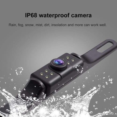 Accfly Waterproof Car Rear View Camera